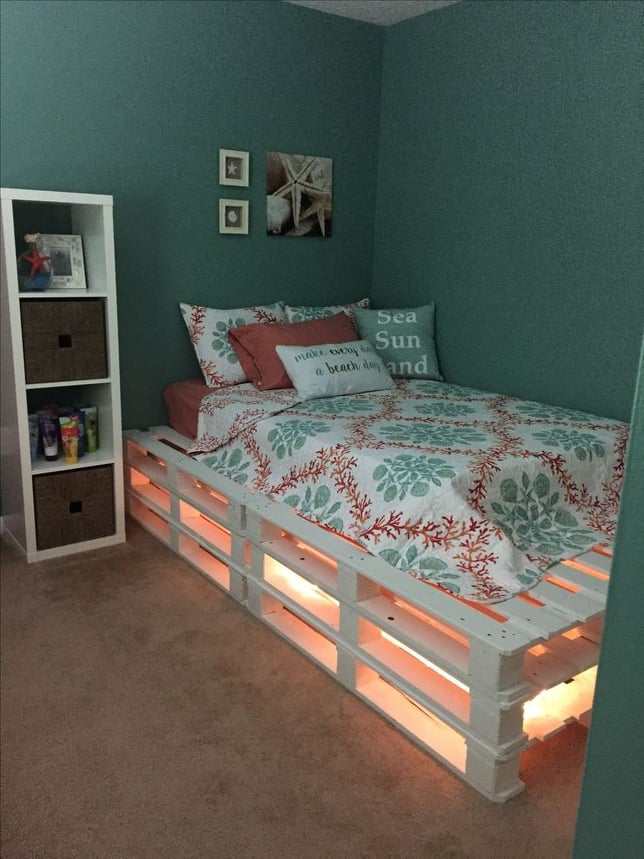 bed pallets ideas