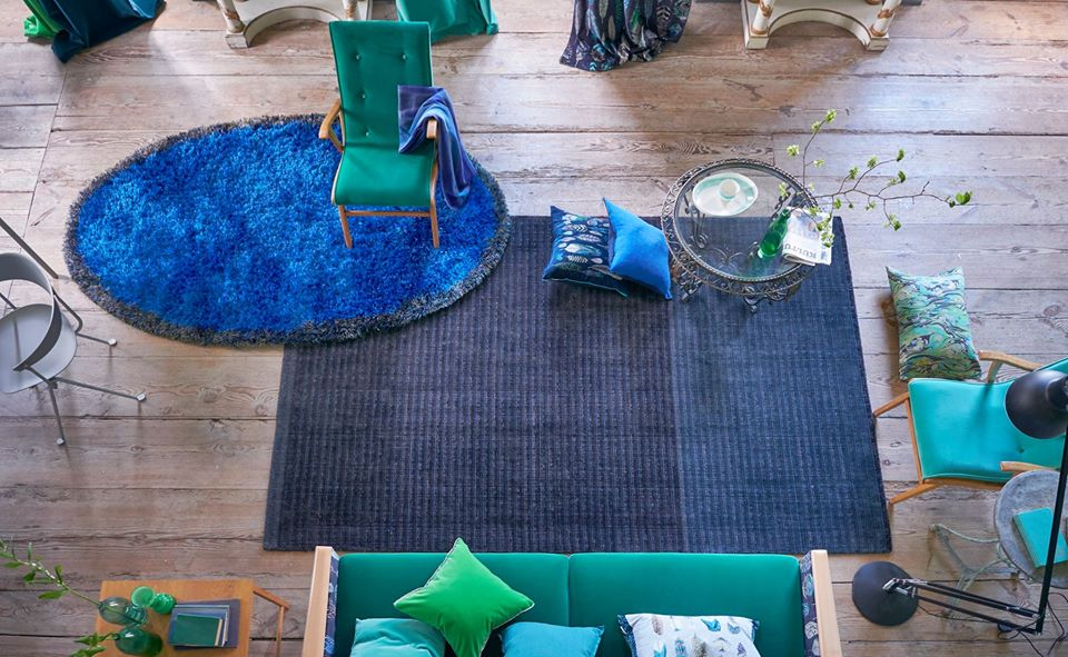decorative rugs