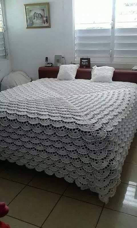 bedroom blanket