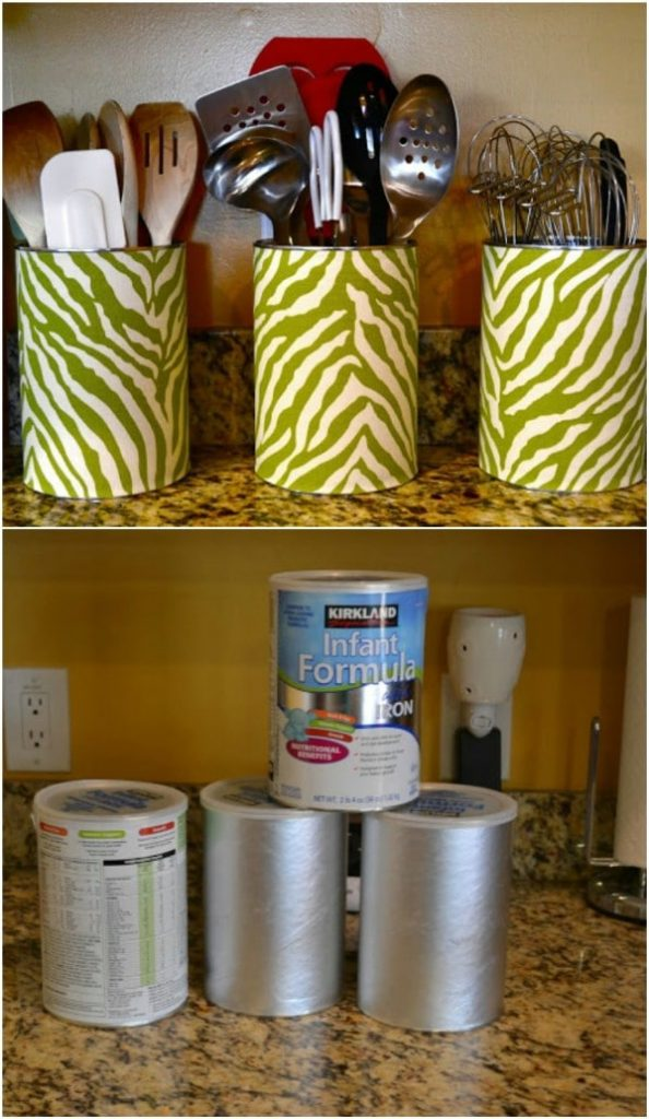 coffee containers reuses