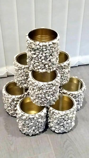 coffee cans reuse