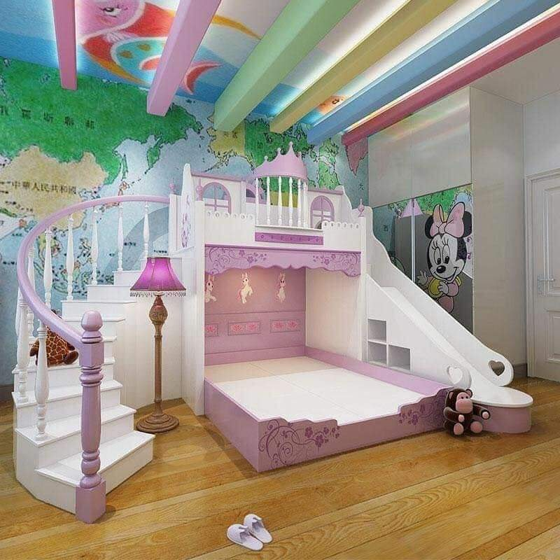 lovely princesses room kid's room decor