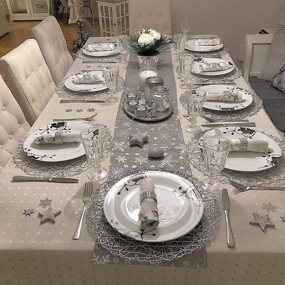 grey dining room design